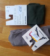 Čarape štrample CALZEDONIA lot 2 kom