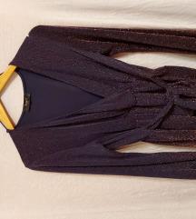 Majica dugih rukava sa šljokicama
