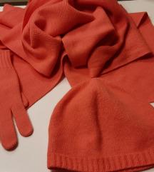Šaljem, kapa i rukavice