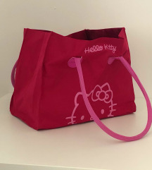 Hello Kitty pink torba