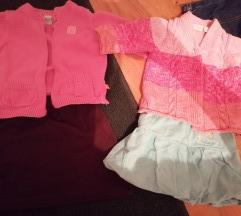 Lot odjeće za curice od 3-6 mjeseci