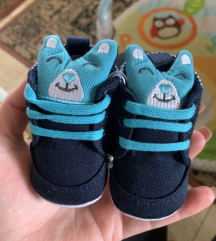 Cipelice za bebu nehodaca