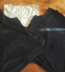 Lot  /majice bez rukava /