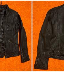 Biker jacket - prava koža - 38 / 40