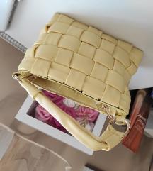 Sinsay pletena mala torbica
