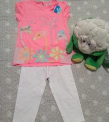 Lot odjece za djevojcice 92 NOVO