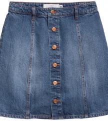 H&M traper suknja, 38 vel!