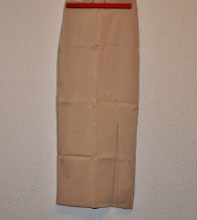 Duga stretch suknja