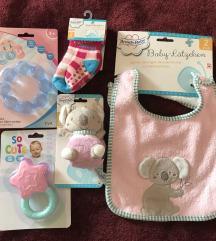 Set za bebu,novo zapakirano