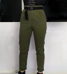H&M hlače - visoki struk