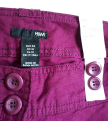 Nove H&M hlace