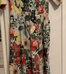 Zara cvjetna haljina