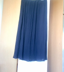 Plisirana suknja 40