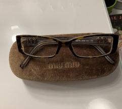 Miu Miu okviri za dioptrijske naočale