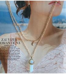 Dizajnerska ogrlica Lulu Couture