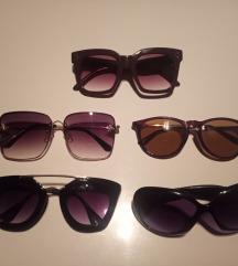 Razne naočale