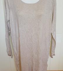 Esmara majica/tunika sa etiketom bež boje