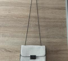 Bershka mini točkasta torbica