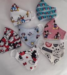 Maske  Disney Mickey-NOVI DEZENI