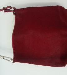 Crvena vintage torbica