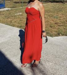 Svečana raszetljiva haljina