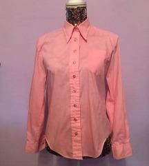 Roza košulja-80's