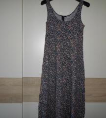 H&M maxi haljina....cvjetna vel.S