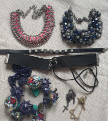 Ogrlice - ZARA, H&M, STRADIVARIUS...