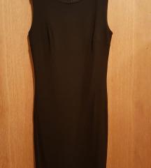 Mini crna svečana haljina