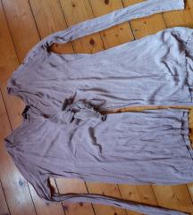Twin set majica pamuk,svila