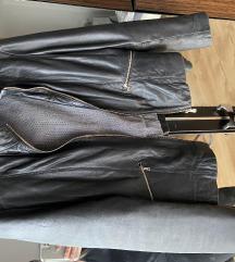 Massimo Dutti kožna jakna
