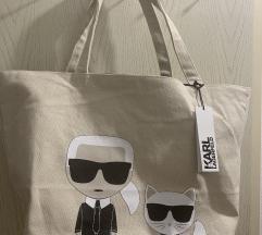 Karl Lagerfeld nova torba
