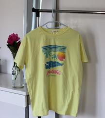 MANGO Malibu žuta majica