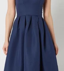 Svečana, kraljevsko plava haljina