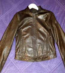 Kožna jakna Replay