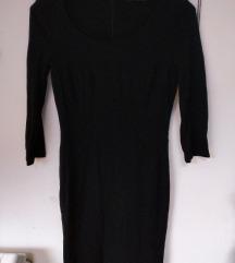 Basic kvalitetna crna haljina