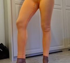 Narančaste tajice gymshark