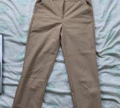 Bež smart casual hlače