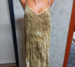 Lagana bež haljina
