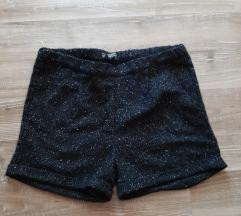 Kratke hlačice za šljokicama