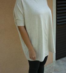 Nova Tezenis majica  tunika, oversize, L/XL