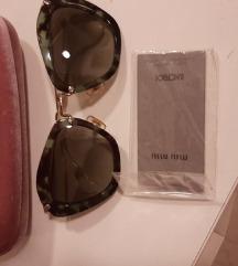 Miu Miu sunčane zelene naočale