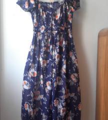 Lagana ljetna haljina s printom
