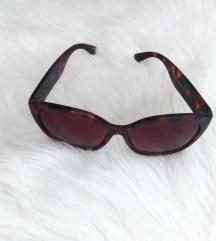 Oversized sunčane naočale