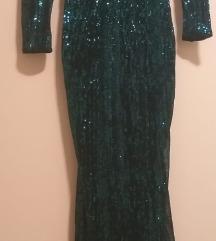 La Perla haljina sa šljokicama