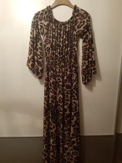 Nova haljina duga leopard