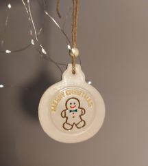 HANDMADE Božićni ukras za bor