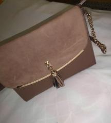 Smeđa/Carpisa Mala torbica
