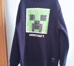 Minecraft duksa vl.146/152 cm