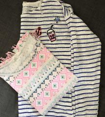 Lot 2 majice - dugi i kratki rukavi 🌻